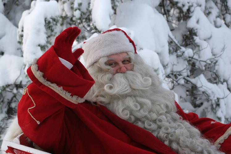 Nel lontano 2001 Babbo Natale ha aperto la Santa Claus Embassy d8ed6a848e9d