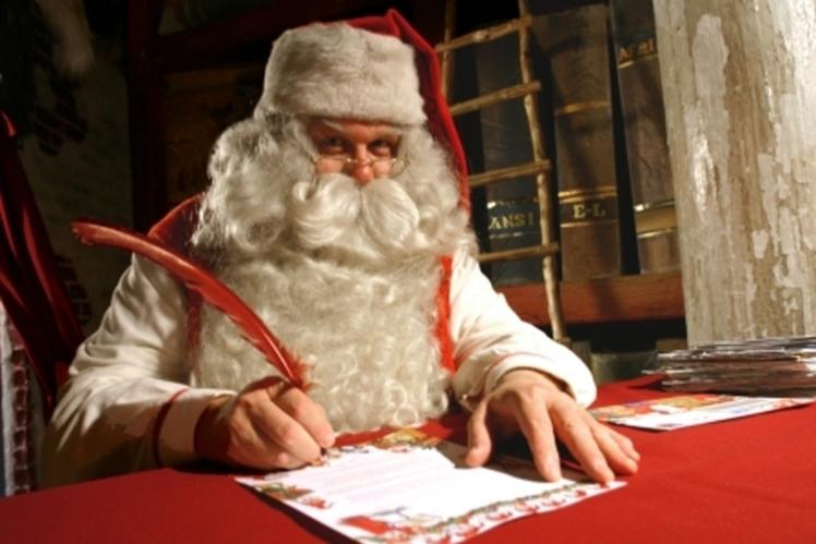 Immagini Santa Claus Natale.About Santa Claus Letter What Is It Lettera Di Babbo
