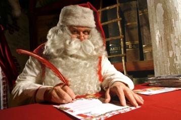 Casa Babbo Natale Rovaniemi Finlandia.Lettera Di Babbo Natale Dalla Lapponia