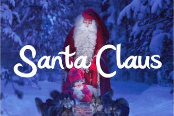 Babbo Natale Originale.Lettera Di Babbo Natale Dalla Lapponia