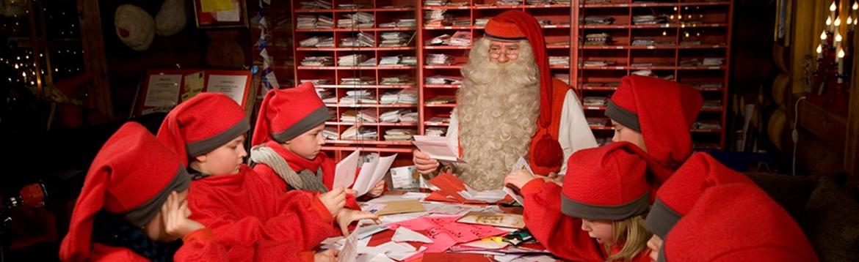 Sito Ufficiale Di Babbo Natale.Lettera Di Babbo Natale Dalla Lapponia